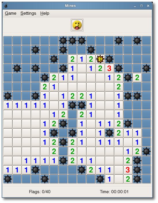 Fun games - DoudouLinux